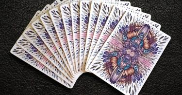 Игральные карты с оформлением от Карины Эйбатовой