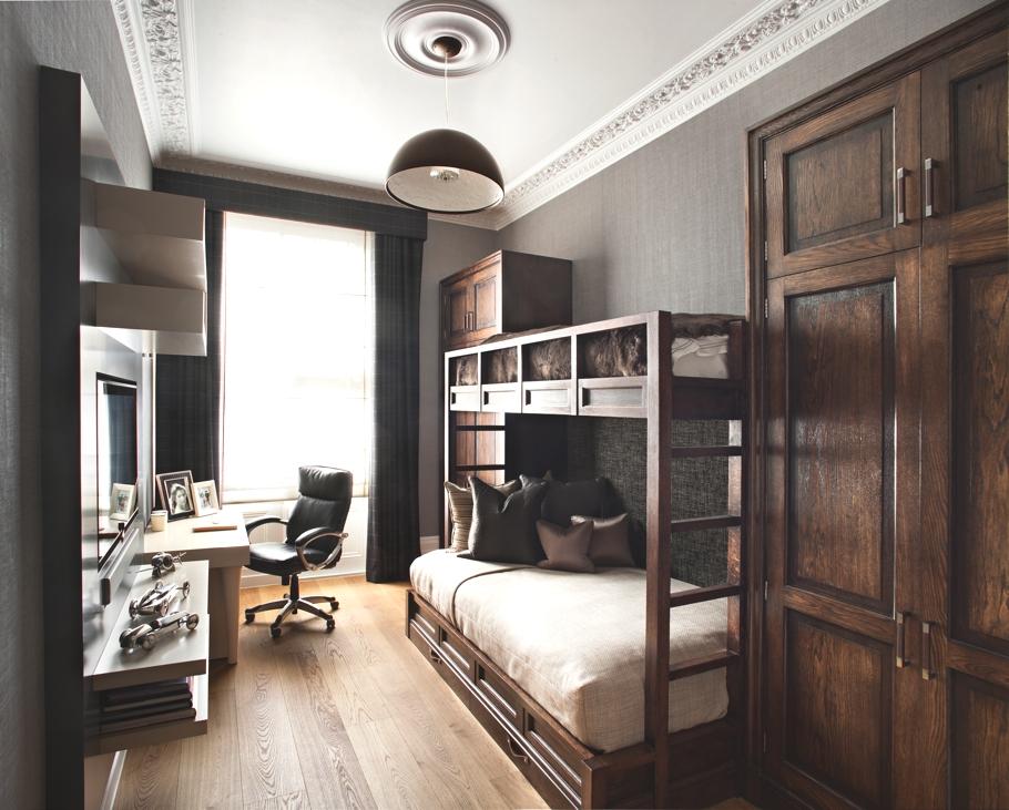 Превосходные шторы в дизайне интерьера помещения