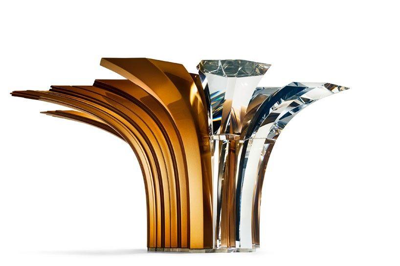 Хрустальный стол из коллекции Atelier Swarovski Home