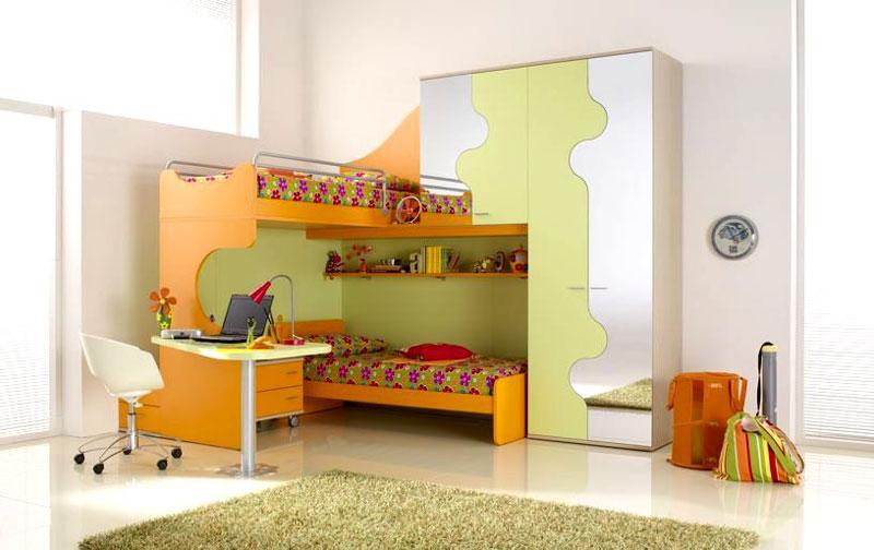 Детская мебель от мебельного салона Linea D