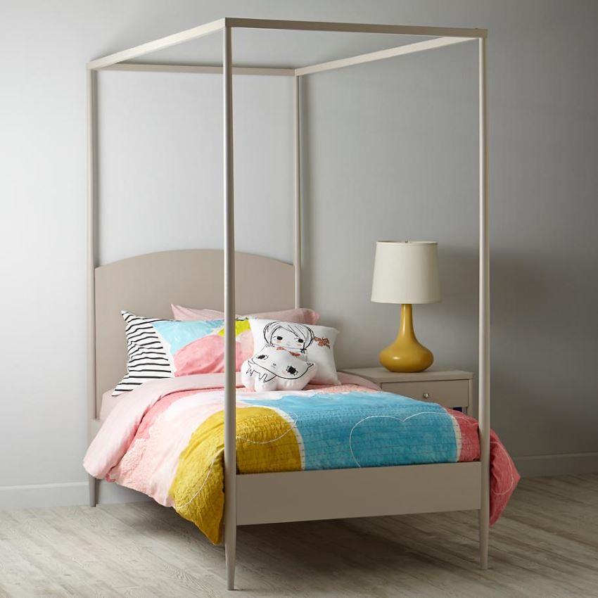 Интересный дизайн детской спальни от The Landof Nod