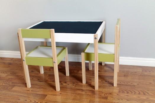 Уникальный детский столик от IKEA