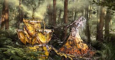 Фото из серии «Страна Чудес» от Кирсти Митчелл