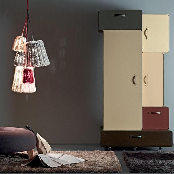 Чудесные вязаные предметы декора: чехлы для подвесных светильников