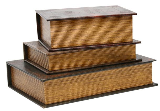 Кожаные образцы шкатулок Libro