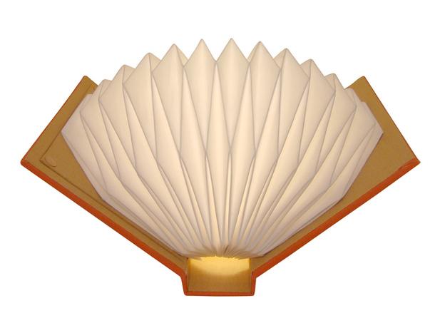 Светильник в форме книги The Book