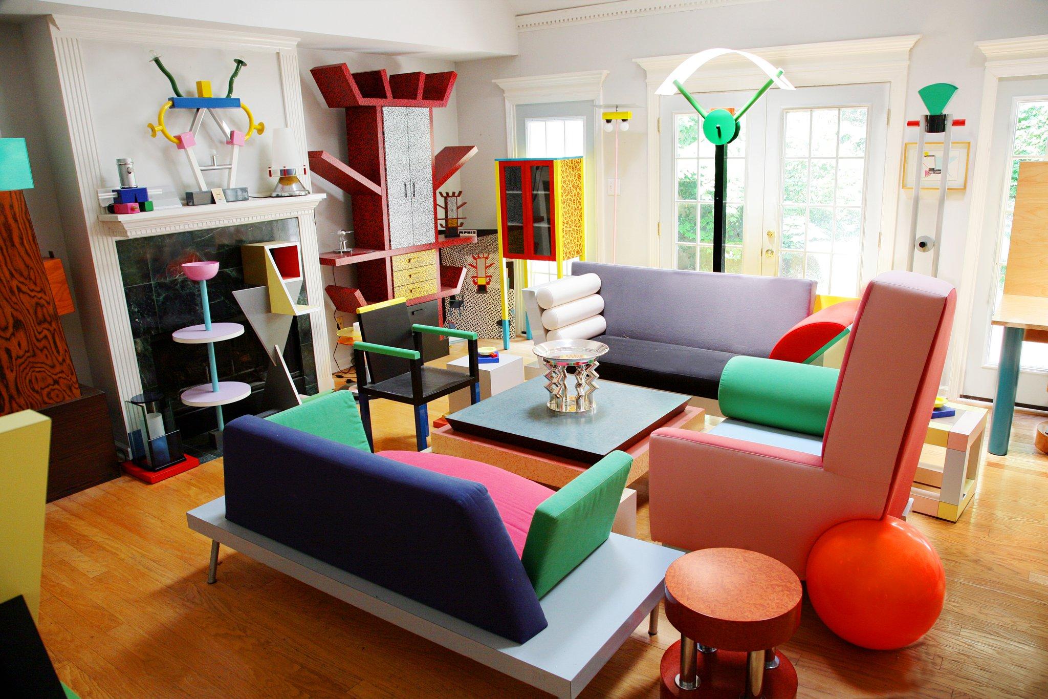 Используемых в дизайне квартир