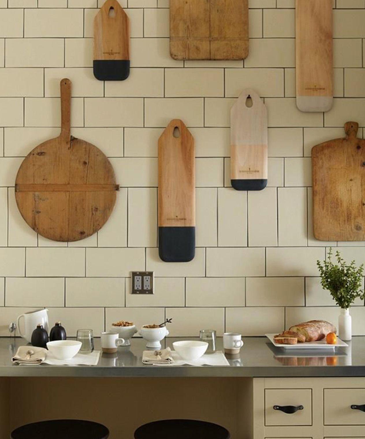 Дизайн интерьера кухни в стиле рустик