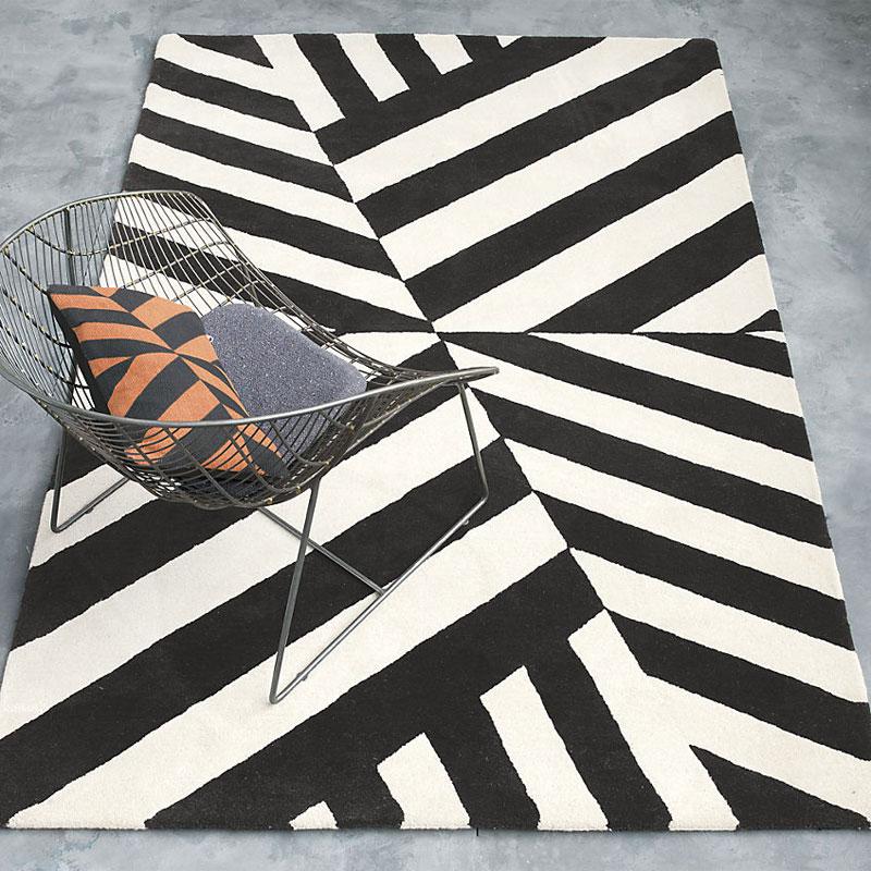 Дизайнерский коврик от Ленни Кравица