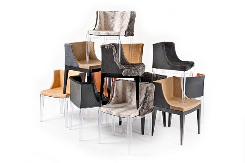 Дизайнерские стулья от Ленни Кравица