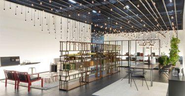 Роскошная коллекция мебели от итальянского дизайнера Пьеро Лиссони