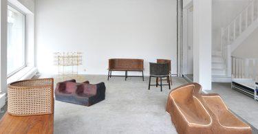 Эксклюзивная мебель ручной работы: коллекция от Studio Mumbai