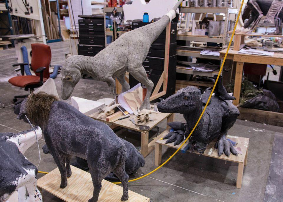 Тематический парк США: динозавры в ковчеге