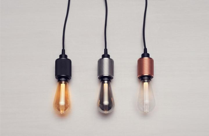 Шикарные подвесные лампы от Buster and Punch