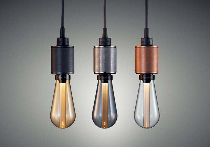 Уникальные подвесные лампы от Buster and Punch