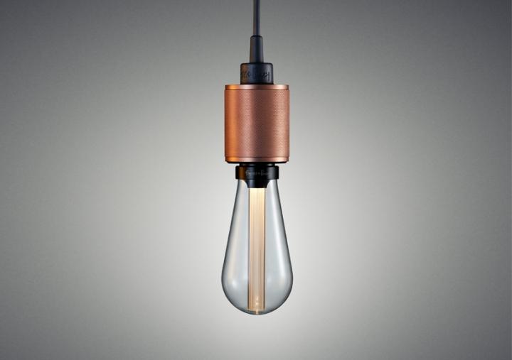 Чудесная подвесная лампа от Buster and Punch
