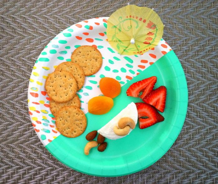 Красочные тарелки 2 для создания хорошего настроения