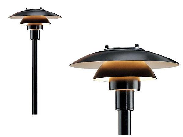 Первоклассные осветительные приборы на территории виллы