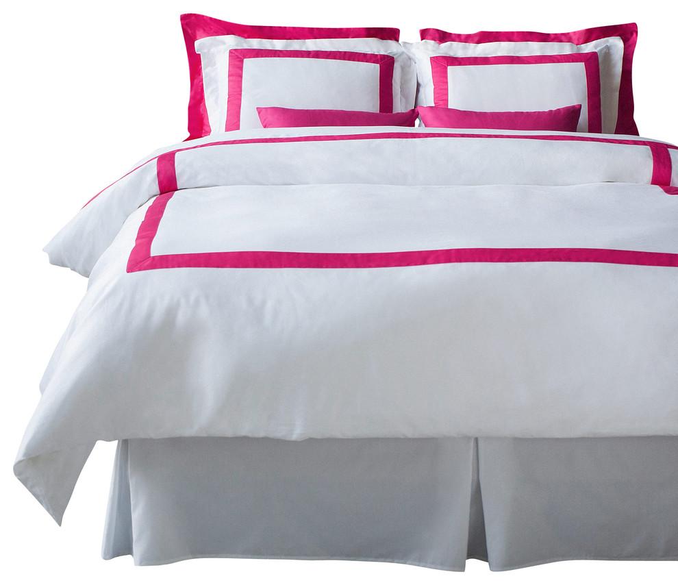 Современное постельное белье для кровати