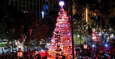Топ – 20ка Самых Красивых Рождественских Ёлок в Мире