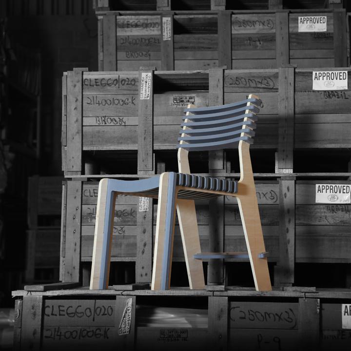 Чудесный стульчик из коллекции Mono от Studio dLux