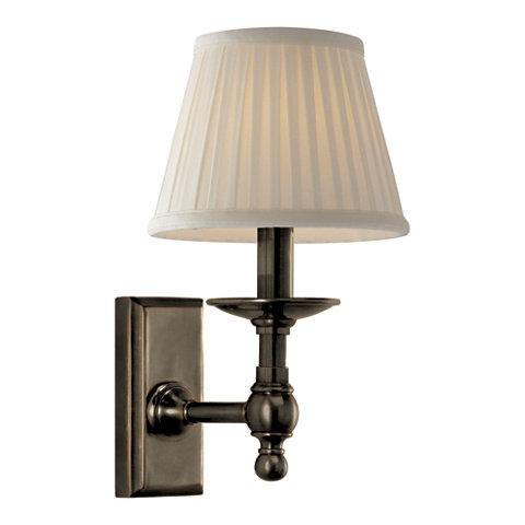 Латунная лампа Ring Sconce & Brass от дизайнера Brendan Ravenhill
