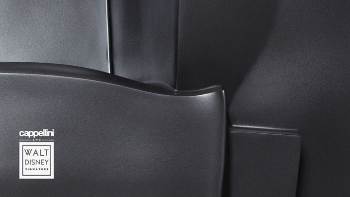 Красивый стул в черном цвете от Studio Dror