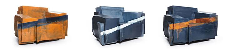 Чудесные стулья от Studio Dror