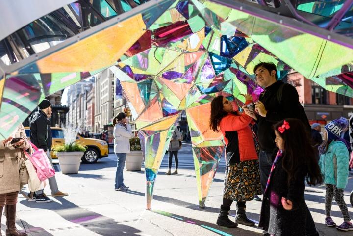 Креативный дизайн инсталляции - Фото 1
