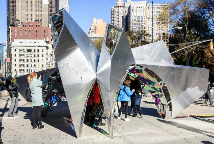 Креативный дизайн инсталляции - Фото 2