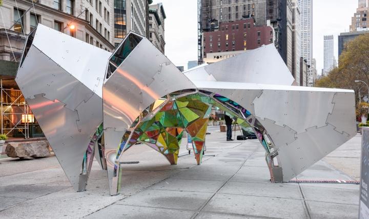 Креативный дизайн инсталляции - Фото 5
