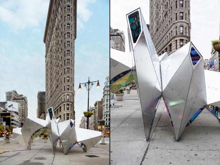 Креативный дизайн инсталляции - Фото 7