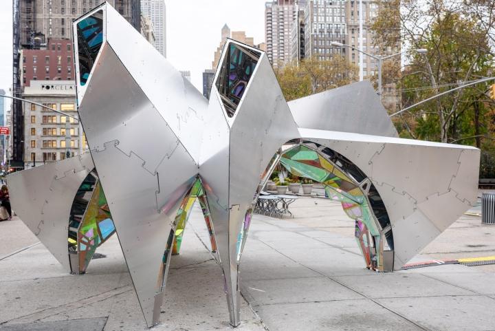 Креативный дизайн инсталляции - Фото 8