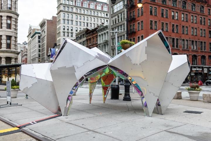 Креативный дизайн инсталляции - Фото 10