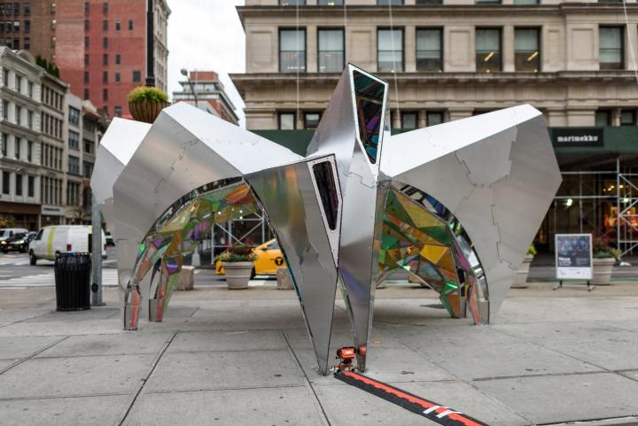 Креативный дизайн инсталляции - Фото 11