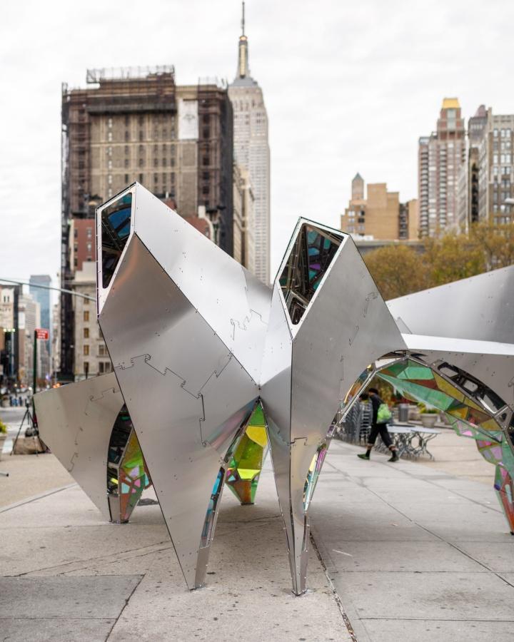 Креативный дизайн инсталляции - Фото 12
