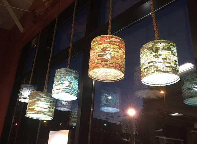 Необычные и креативные светильники от Vilma Farrell