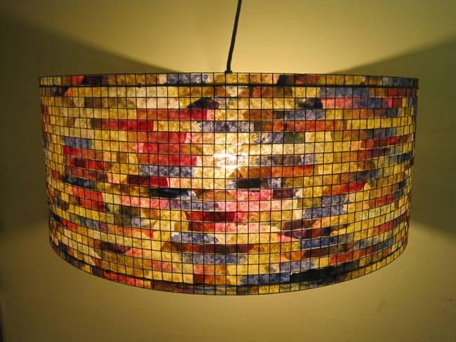 Разноцветные креативные светильники - Фото 1
