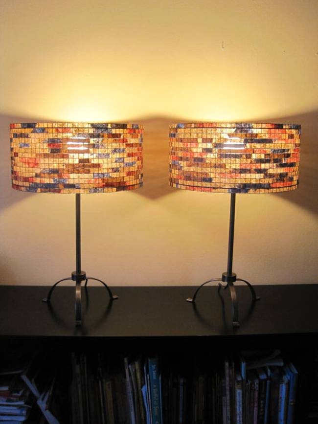 Разноцветные креативные светильники - Фото 5