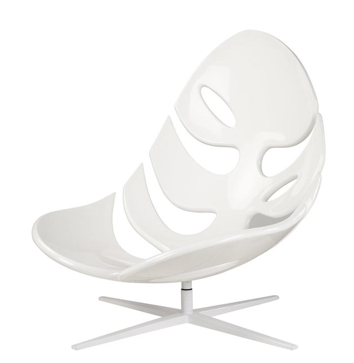 Прелестное кресло в виде природного листа от Philip Ahlström