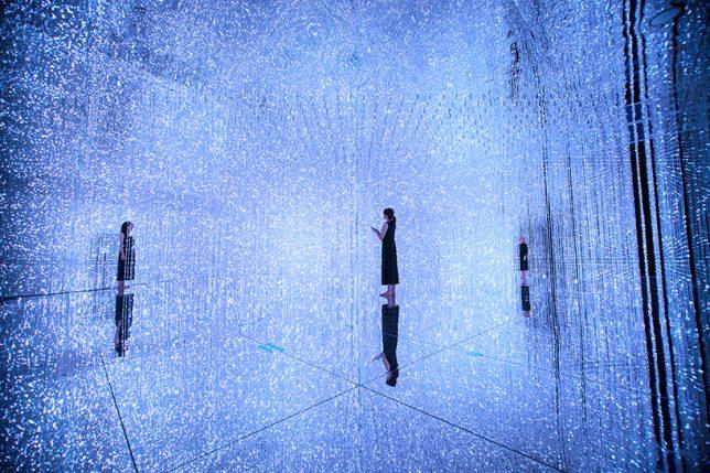 Необычное кристальное пространство - Фото 2