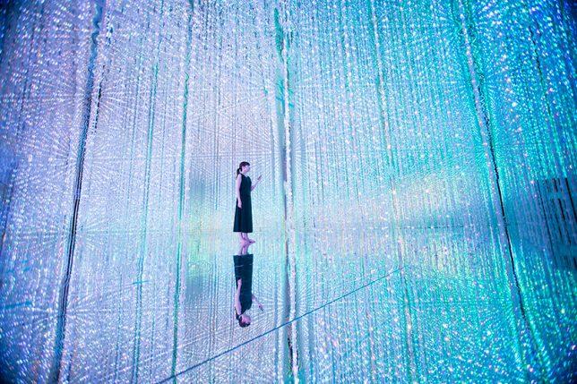 Необычное кристальное пространство - Фото 3