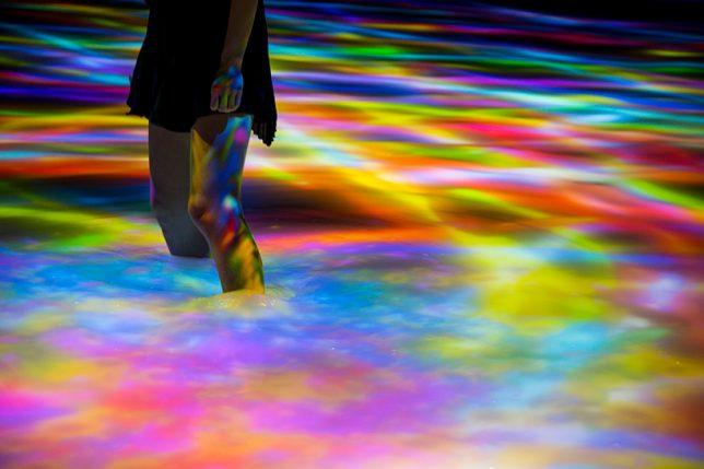 Необычное кристальное пространство - Фото 7
