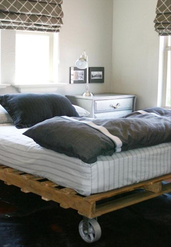Размер кровати своими руками фото 81