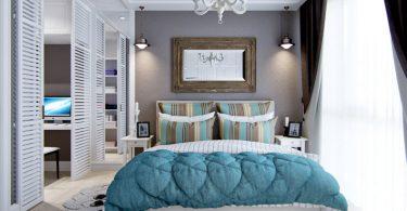 Совершенство в интерьере квартиры в стиле прованс