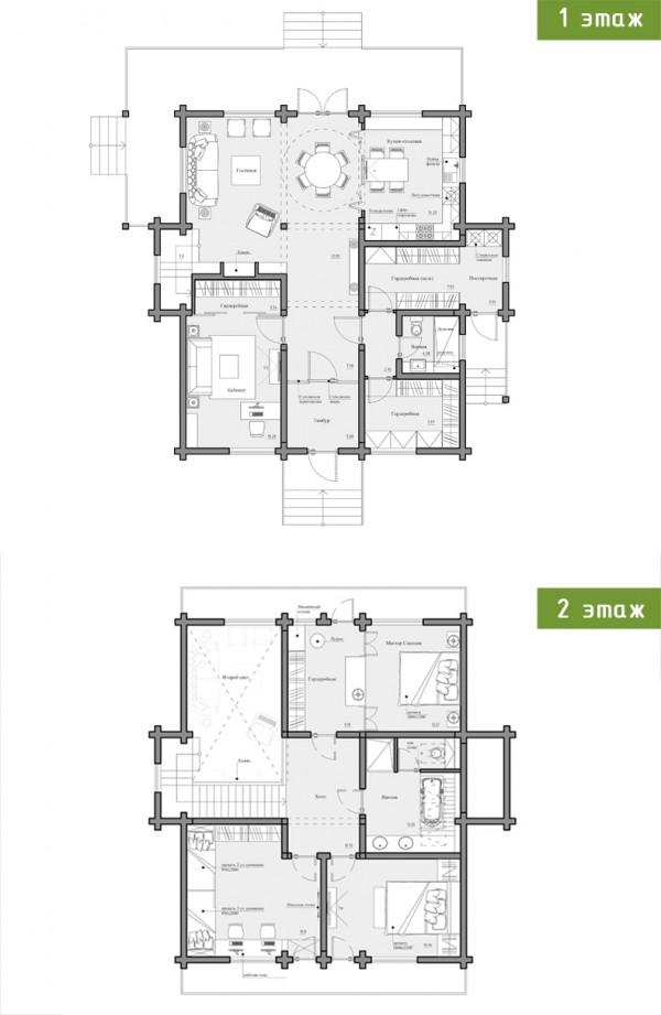 Квартиры в стиле прованс: схема