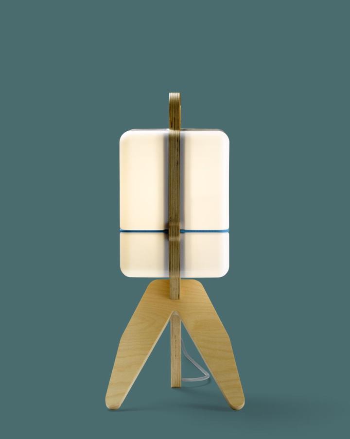 Креативная лампа для современных людей