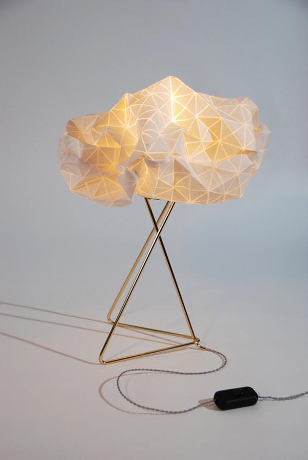Невероятный дизайн светильника от Mika Barr
