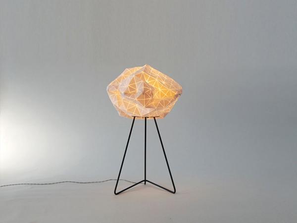 Восхитительный дизайн светильника от Микки Бара