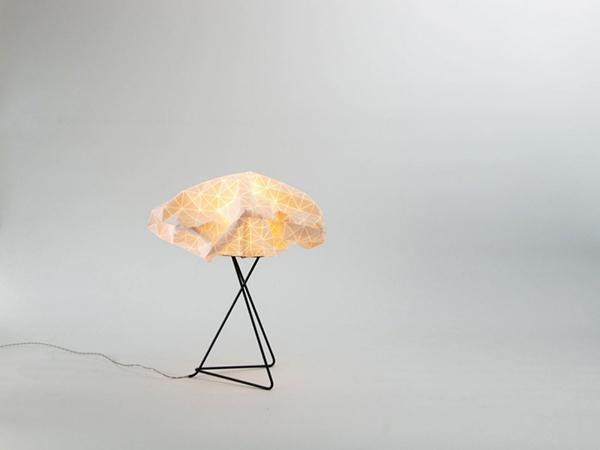 Классная лампа-облако от Микки Бара